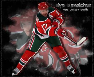 Ilya Kovalchuk by Vanessa28