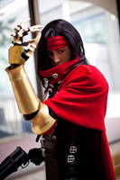 What u Fear- Vincent Valentine Cosplay by Detailed-Illusion