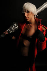 Vanity- Dante cosplay by Detailed-Illusion