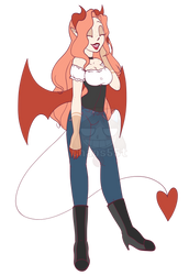 Commission: Lilith Yale by Chaos55t