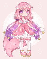 Graceful Princess [+speedpaint] by Myaruu
