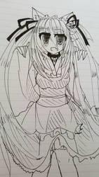 Maid Ellen by AverieArtina