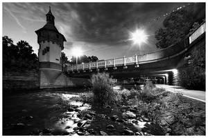 Under The Bridge by jendrynDV