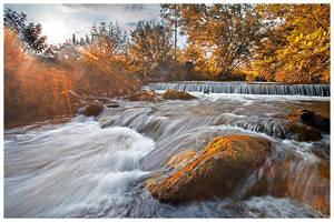 Waterfall by jendrynDV