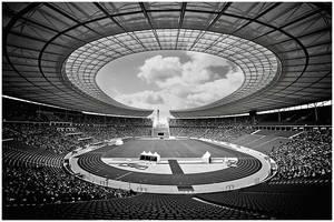 Olympia Stadion by jendrynDV
