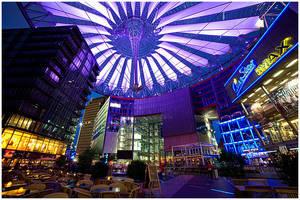 Sony Center by jendrynDV