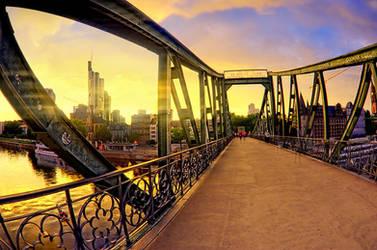 Frankfurt-My Vision by jendrynDV