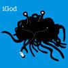 iGod Flying Spaghetti Monster by tregenza