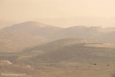 Israel 2015 - Judea 1 by tortuegraphics