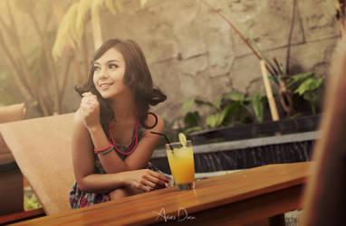 This Summer girly. :) by ariszaja