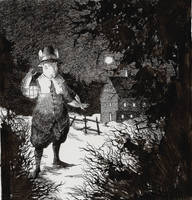 puritan rabbit by luve