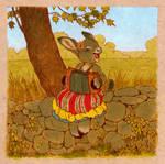 lil burro gal by luve