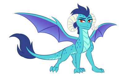 Princess Ember by Tamersworld