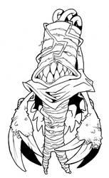 Penultimate carrot monster by SeigneurRuei