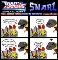 SNARL II by TFASpotlight