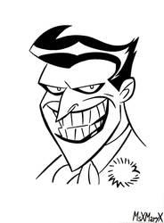 Humoristic Joker by MsXMaryX