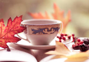 Relaxing autumn by Pamba