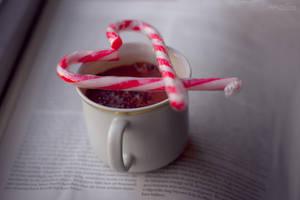 I heart Christmas by Pamba