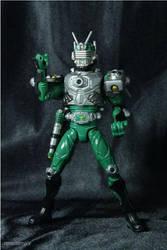 Kamen Rider Zolda or Torque 2 by renodama