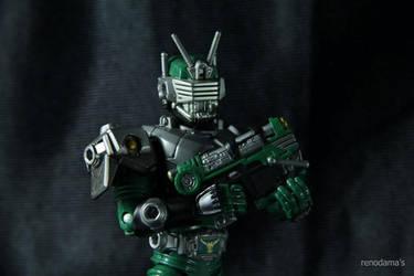 Kamen Rider Zolda or Torque 3 by renodama