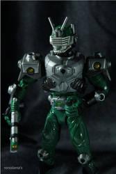Kamen Rider Zolda or Torque 4 by renodama