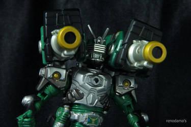 Kamen Rider Zolda or Torque 5 by renodama