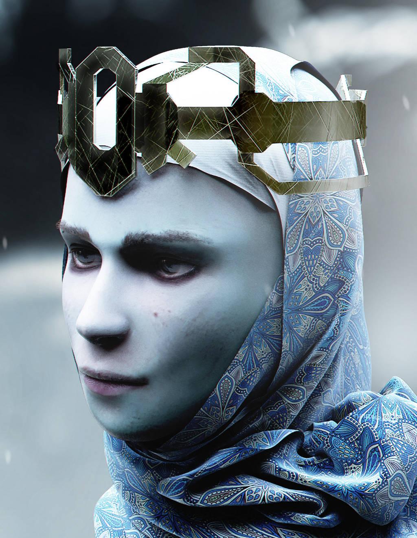 Ice Witch by SeaMonkey1