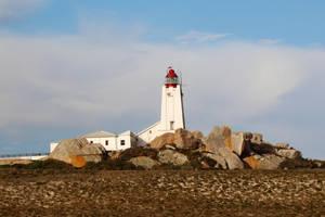 St Columbine Lighthouse by MaresaSinclair