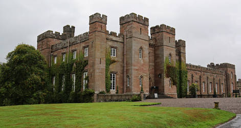 Scone Palace by MaresaSinclair