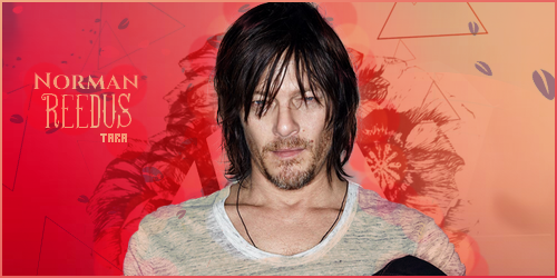 Norman Reedus 01 by Taraserie