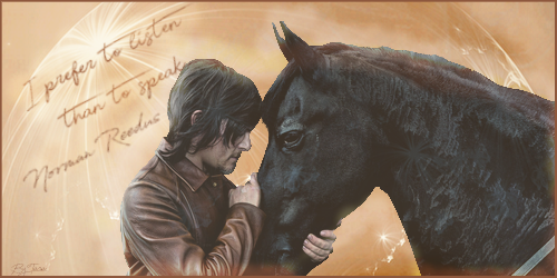 Norman Reedus 02 by Taraserie