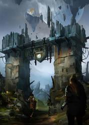 Gate by Kolsga