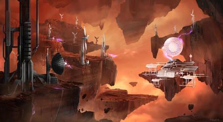 Sci Fi by Kolsga