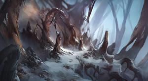 Tree Gate2 by Kolsga