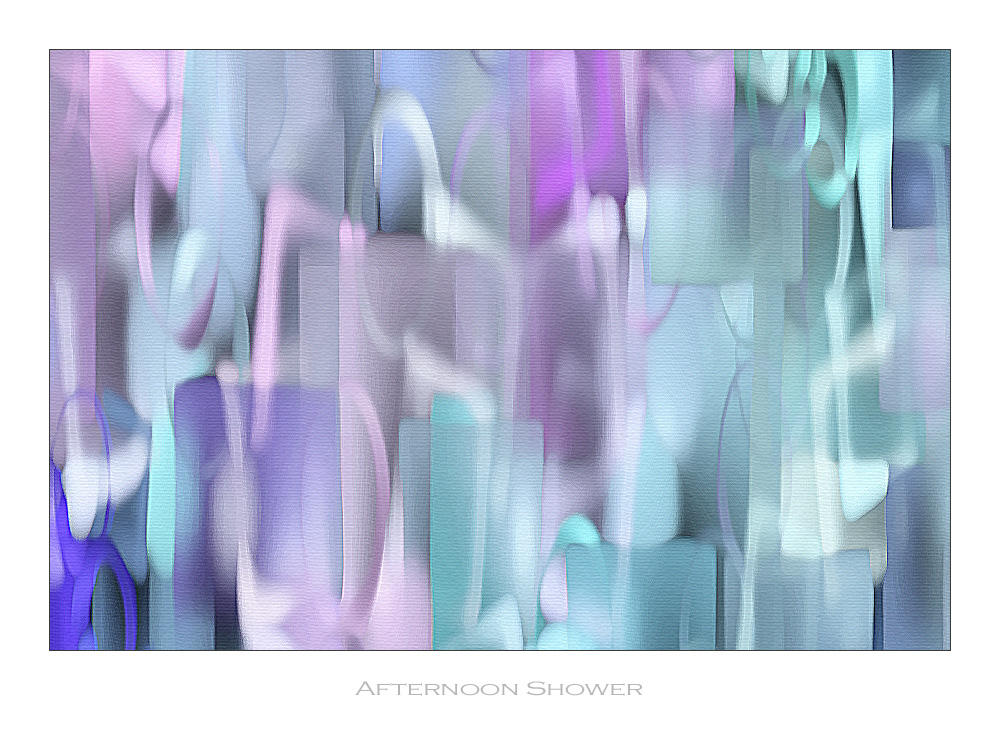 Afternoon Shower by BirdseyeStock