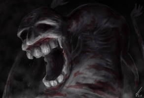 Dead Hand by Harangon