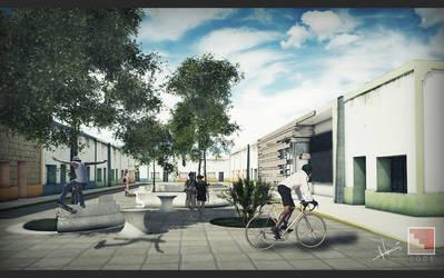 Urban Regeneration by TeddyLuck