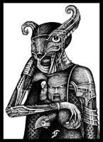 Messenger of bad mood by jeremyfamir