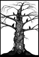 tree by jeremyfamir