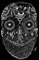 JF skull shirt design by jeremyfamir