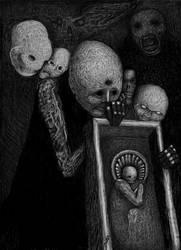 Messengers Of Doom by jeremyfamir