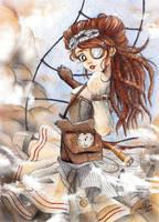 Steampunk by E-f-e-u