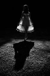 Shadow dancer by Yupa