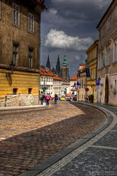 Loretanska street by Yupa