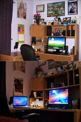 Workstation by Stephr0x0rs
