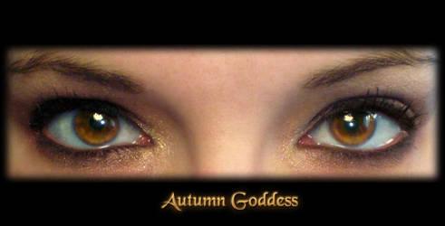 Autumn Goddess by Stephr0x0rs