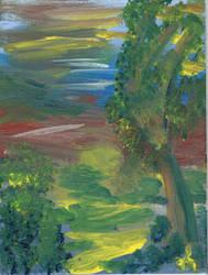 Landscape by Vryka