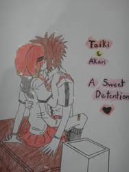 Taiki x Akari Forever by NeneRuki