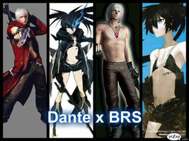 Dante and BRS - Costume by NeneRuki