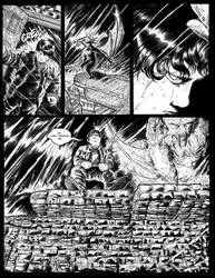 STONE COLD: THE STONE MAN MYSTERIES PAGE THIRTEEN by Orion-Zangara